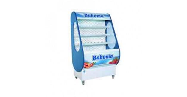 Dulap frigorific cu panza de aer - DPA - B96 ARTYK