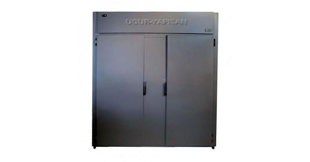 Dulap congelator vertical cu doua usi alaturate - MAT