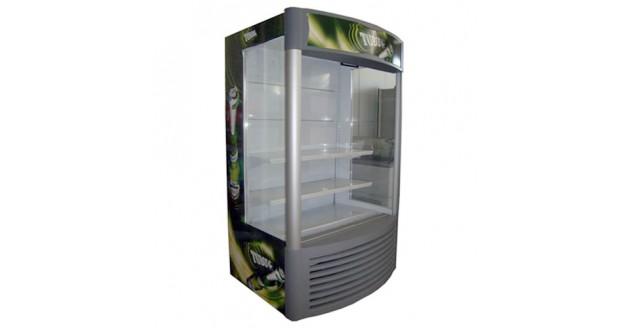 Dulap frigorific cu panza de aer - DPA - UOF3