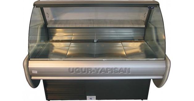 Vitrina frigorifica orizontala pentru alimente - 1,50 m
