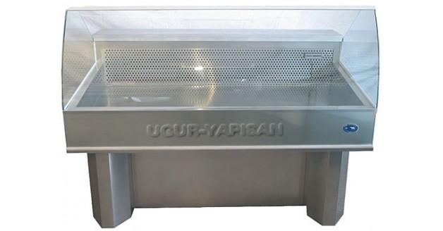 Vitrina frigorifica orizontala pentru expunere peste - 1,45 m