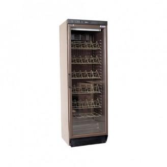 Vitrina frigorifica verticala pentru vin cu usa de sticla USD-374-GD
