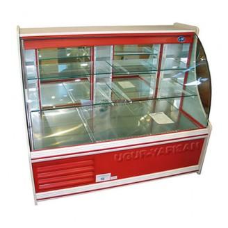 Vitrina frigorifica orizontala pentru cofetarie si patiserie - 1,50 m