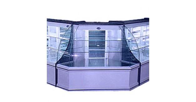 Coltar frigorific pentru vitrina orizontala de mezeluri - INTERN